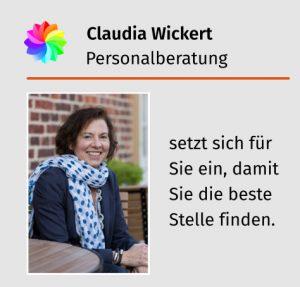 Claudia Wickert Personalberatung